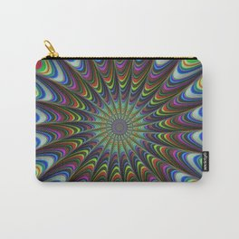 Psychedelic star Carry-All Pouch
