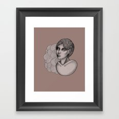 Dreaming - Part 1 Framed Art Print
