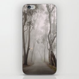Into the fog iPhone Skin
