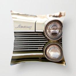 Antique  Mercury Throw Pillow