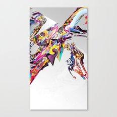 Spiral Static Canvas Print