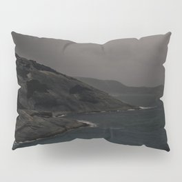 Stormy Coast - The Salmon Holes Pillow Sham