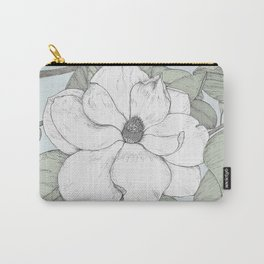 magnolia in tint Carry-All Pouch