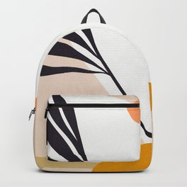 The Shapes of Nature 1 - Earthy Backpack