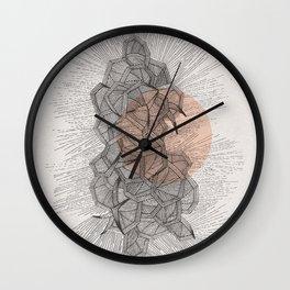- new romantism - Wall Clock