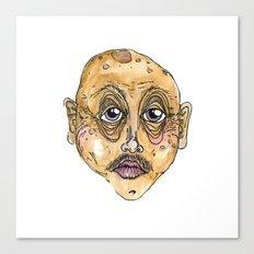 old man 1 Canvas Print