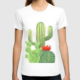 Perfect Cactus Bunch T-shirt