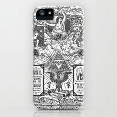 Legend of Zelda - The Three Goddesses of Hyrule Geek Line Artly Slim Case iPhone (5, 5s)