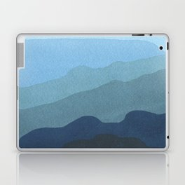Landscape Blue Laptop & iPad Skin