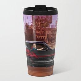 A Race Travel Mug