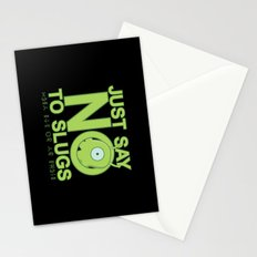 Just Say No Stationery Cards