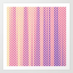 Spotty! Dotty!  Art Print