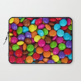 Candy Coated Chocolate Laptop Sleeve
