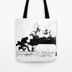 Pianist Passion Tote Bag