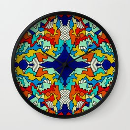 A Simple Truth (Quickly Forgotten) Wall Clock