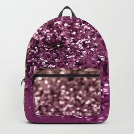 Sparkling BLACKBERRY CHAMPAGNE Lady Glitter #2 #decor #art #society6 Backpack
