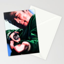 Beenzino in Action Stationery Cards