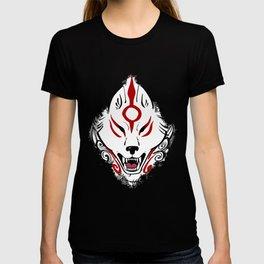 Okami Amaterasu (White Paint) T-shirt