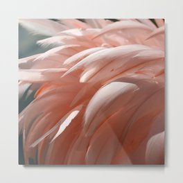 Flamingo #1 Metal Print