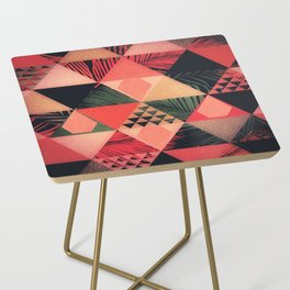 Living Coral 1.0 Side Table