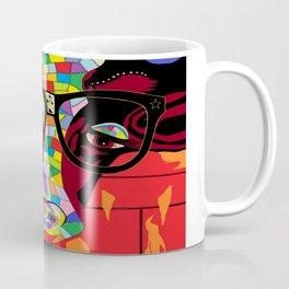 Spectacled Cow Coffee Mug