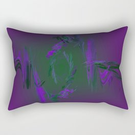 deep magic Rectangular Pillow