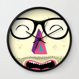 MauMau Wall Clock