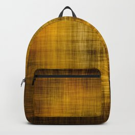 Grunge yellow Backpack