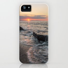 Close to the beautiful season iPhone Case