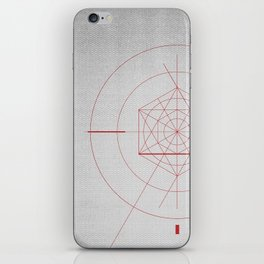 circles iPhone Skin