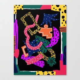 La Bamba Canvas Print