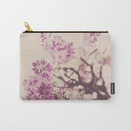 Purple Dreams Carry-All Pouch