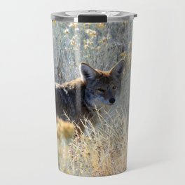 Stealthy Stare Travel Mug