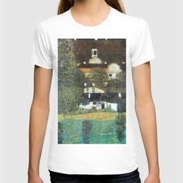 "Gustav Klimt ""Schloss Kammer on the Attersee II"" T-shirt"