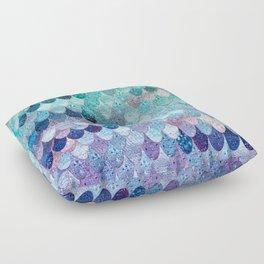 SUMMER MERMAID II Floor Pillow