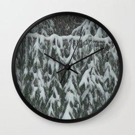 Natrual Decor Wall Clock