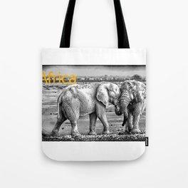 Africa I Tote Bag