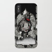 ace attorney iPhone & iPod Cases featuring Ace by Anca Chelaru