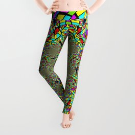 Unsolved Perfection Leggings