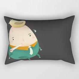 HUMPTY DUMPTY HATCHING? Rectangular Pillow