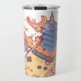 Pocket Monster V2 - Ho-Oh Travel Mug