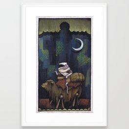Esprit de Corps Framed Art Print