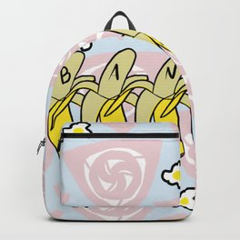 Banana & Eggs Backpack