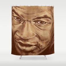mike Shower Curtain