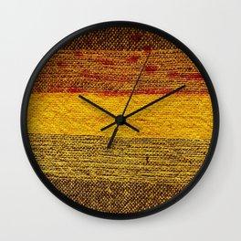 LIGNES Wall Clock