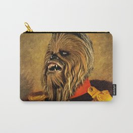 Portrait of Master Chewie Carry-All Pouch