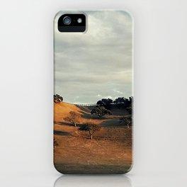 An Italian Hillside in Santa Ynez #2 iPhone Case