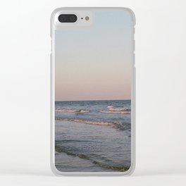 Tybee Clear iPhone Case