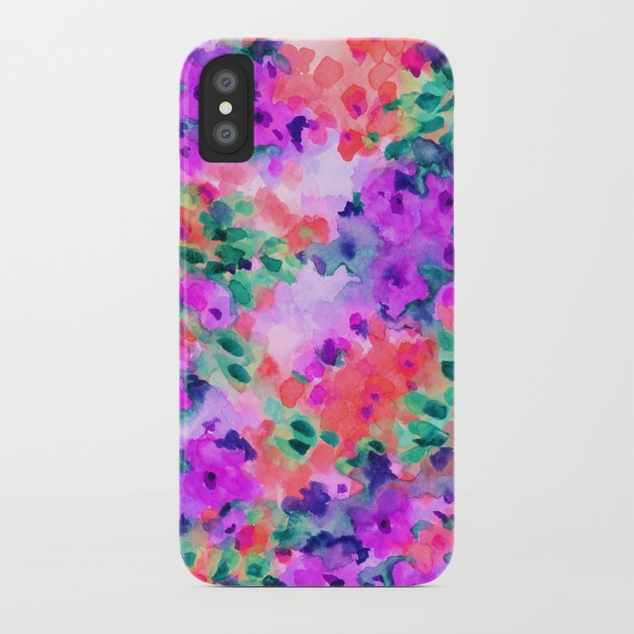 Flourish 2 iPhone Case