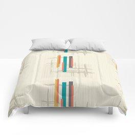 "Mid Century Modern ""Bar"" Comforters"